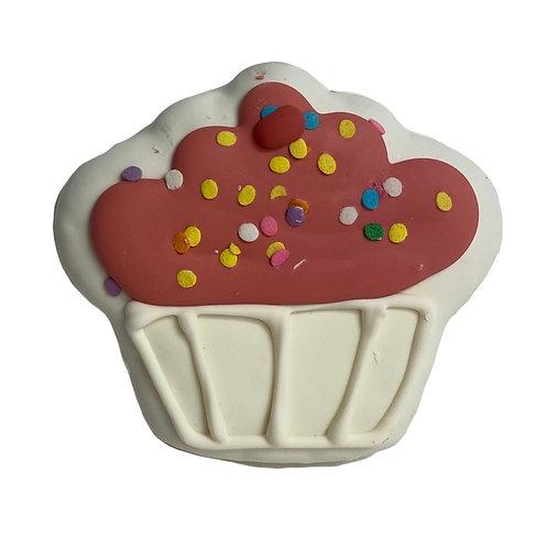 Birthday Cupcake-Pink