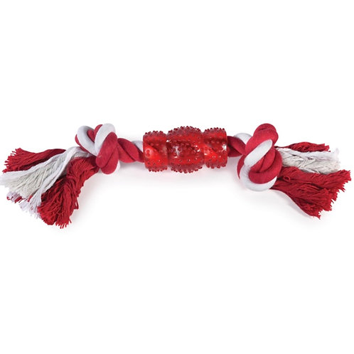 Chew Rope-Red