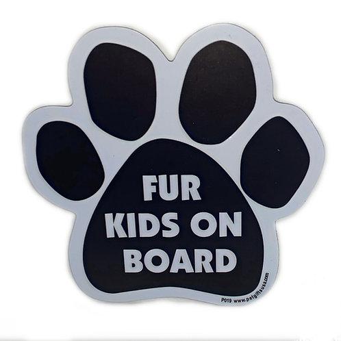 Fur Kids On Board
