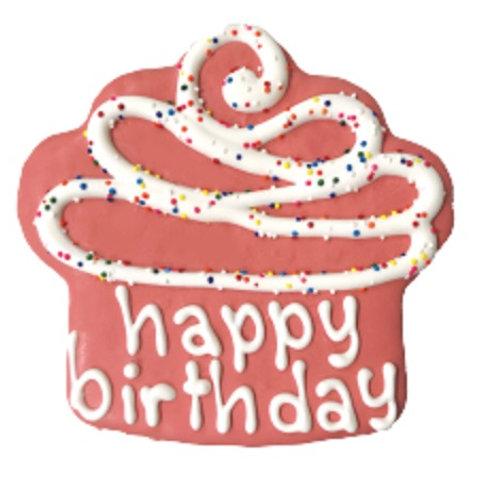 Large Birthday Cake-Pink