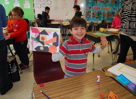 Second Annual Art Day