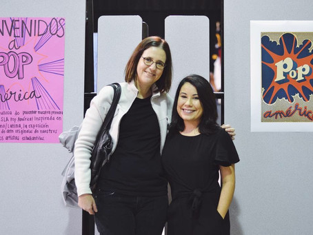 Student Art Show: ISLA Pop America