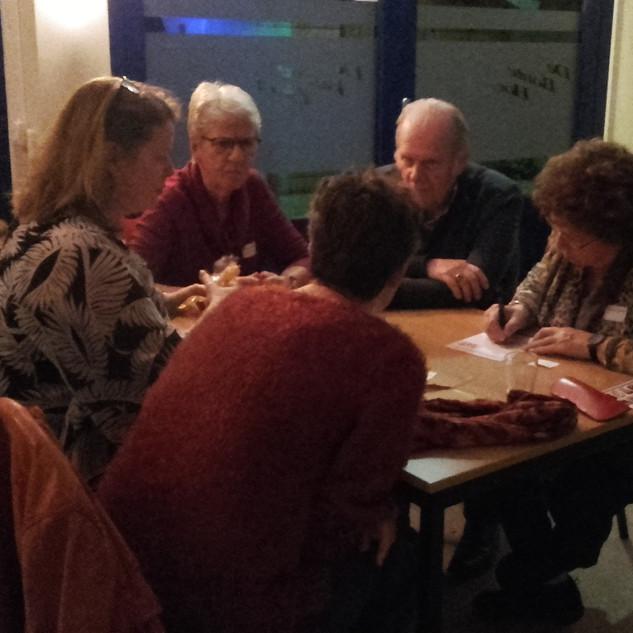 Vrijwilligersavond Met Elkaar 2018