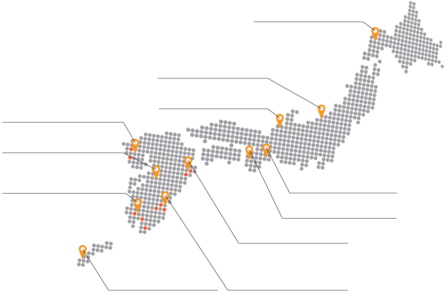 Operations in the domestic area