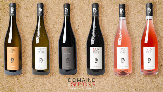 kreazim graphiste saumur franck bimont vigneron puy notre dame gamme vin