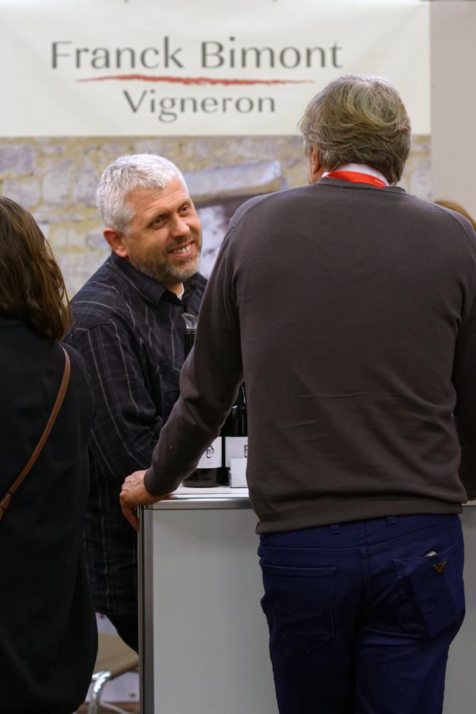 Salon des vins de Loire 2016 Angers