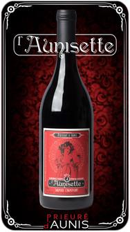 kreazim graphiste saumur le prieuré d aunis aunisette saumur champigny vin vintage nicolas pasquier
