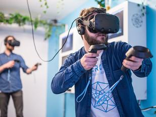 Shooting pour Hypercube VR , Une équipe et un lieu au top !