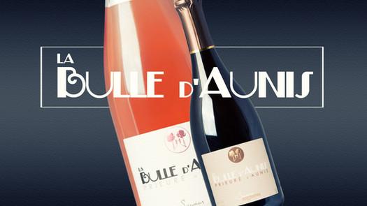 kreazim graphiste saumur le prieuré d'aunis la bulle d'aunis nicolas pasquier vigneron bagneux saumur champigny