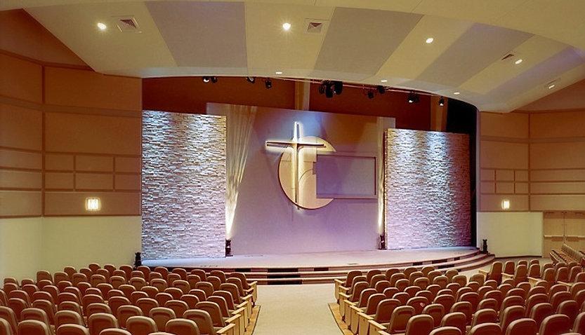 Grace Church STL wedding special event chapel. DE|SL LLC