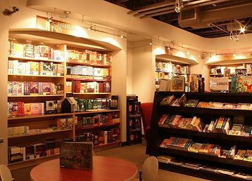 Grace Church St. Louis Bookstore interior. DE|SL LLC