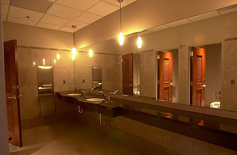 Well appointed interior design and finishes are provided throughout America West Office Park. DE SL LLC