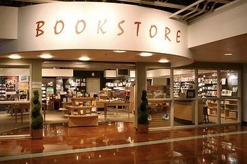 Grace Church STL atrium Bookstore exterior. DE|SL LLC