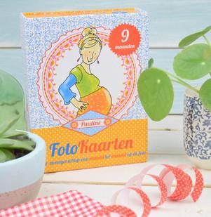 9 Maanden Fotokaarten - Pauline Oud
