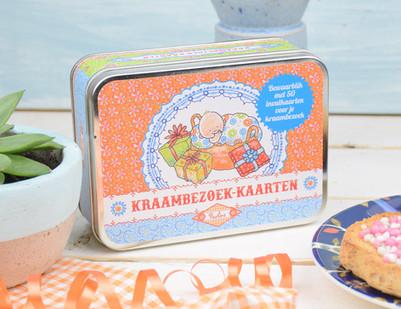 Kraambezoekkaarten - Pauline Oud