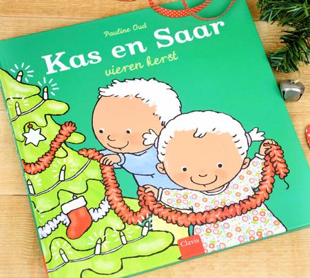 Kas en Saar vieren kerst