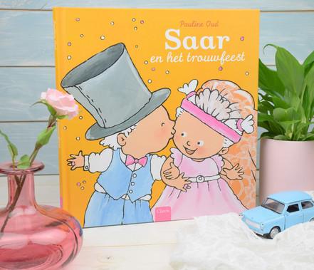Saar en het trouwfeest