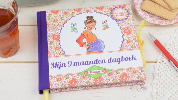 Mijn 9 maanden dagboek - Pauline