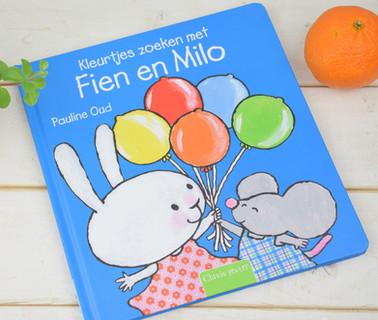 Kleurtjes kiezen met Fien en Milo