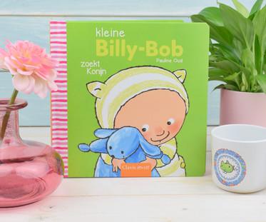 Kleine Billy-Bob zoekt konijn