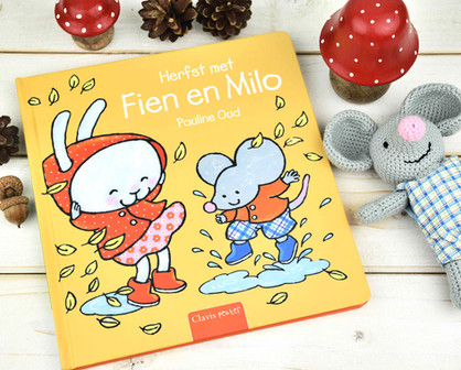 Herfst met Fien en Milo