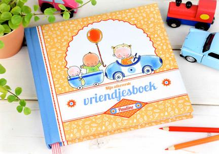Mijn allereerste vriendjesboek- Pauline