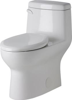GERBER - 1-Piece Toilet