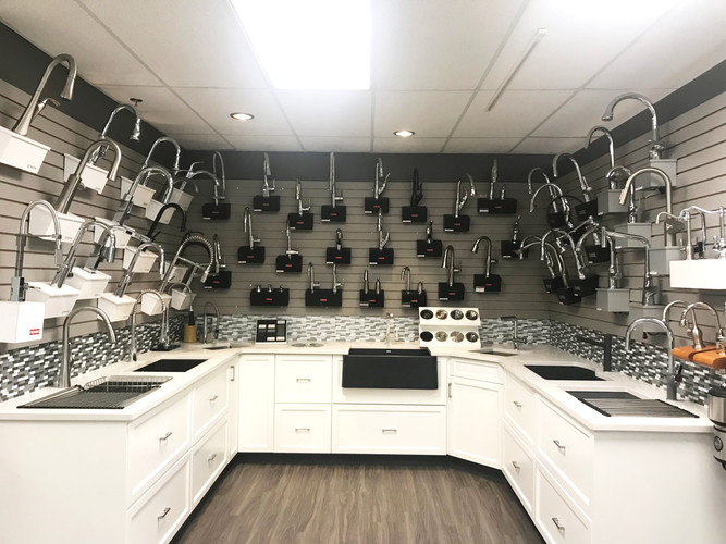Bartle & Gibson Showrooms | Kitchen & Bath Fixtures ...