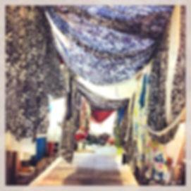 Clovelly Silk Workshop