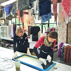 Clovelly Silk Craft Courses