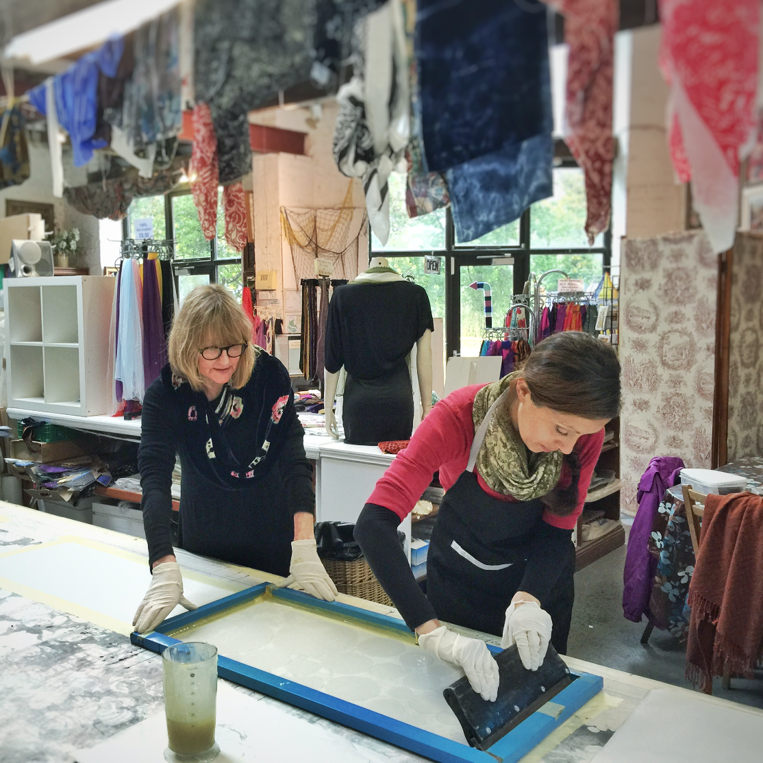 Clovelly Silk Courses