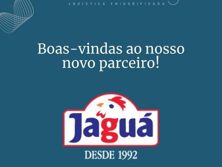 Confiancelog anuncia novo contrato com a JaguaFrangos