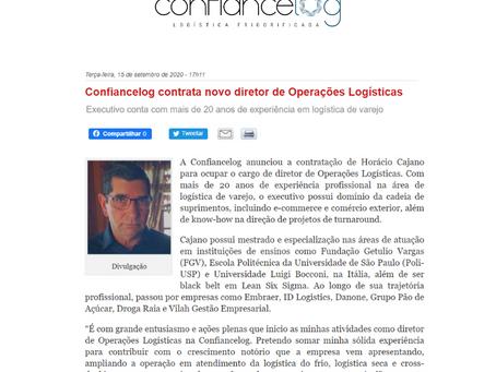 Confiancelog contrata novo diretor de Operações Logísticas