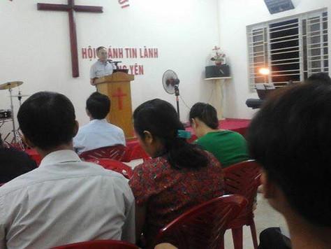 Lớp học Chứng nhân Cơ đốc đang diễn ra khắp nơi