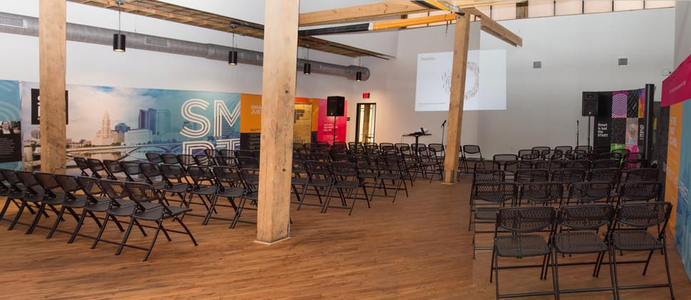 Enclosed Event Space