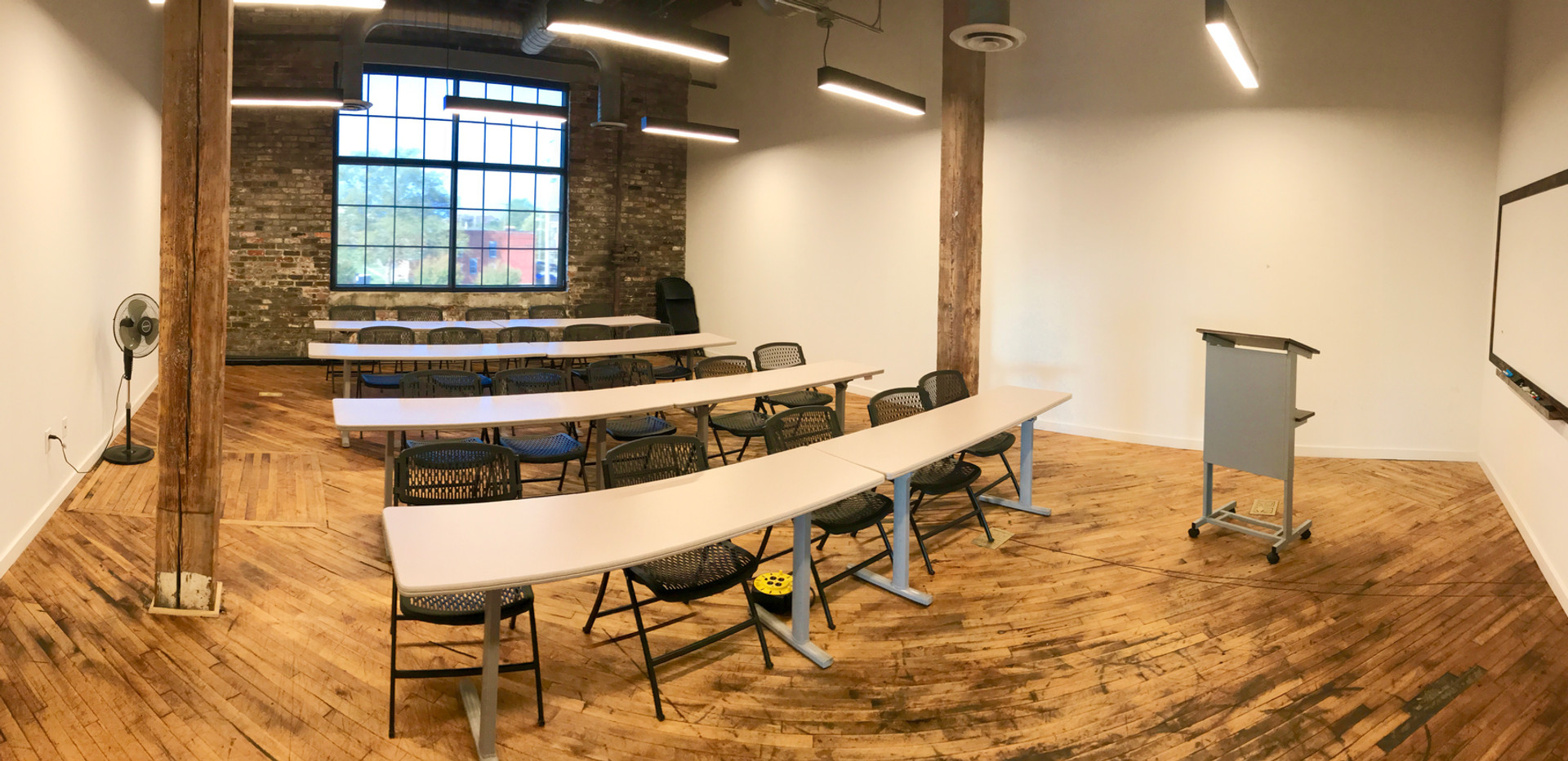 Classroom or Conference Rooms