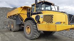 2007 VOLVO A40D - SOLD -