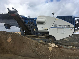 2018 KLEEMANN MC110Z - JAW CRUSHER - SOLD -