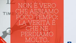 GESTISCI IL TUO TEMPO #parte1