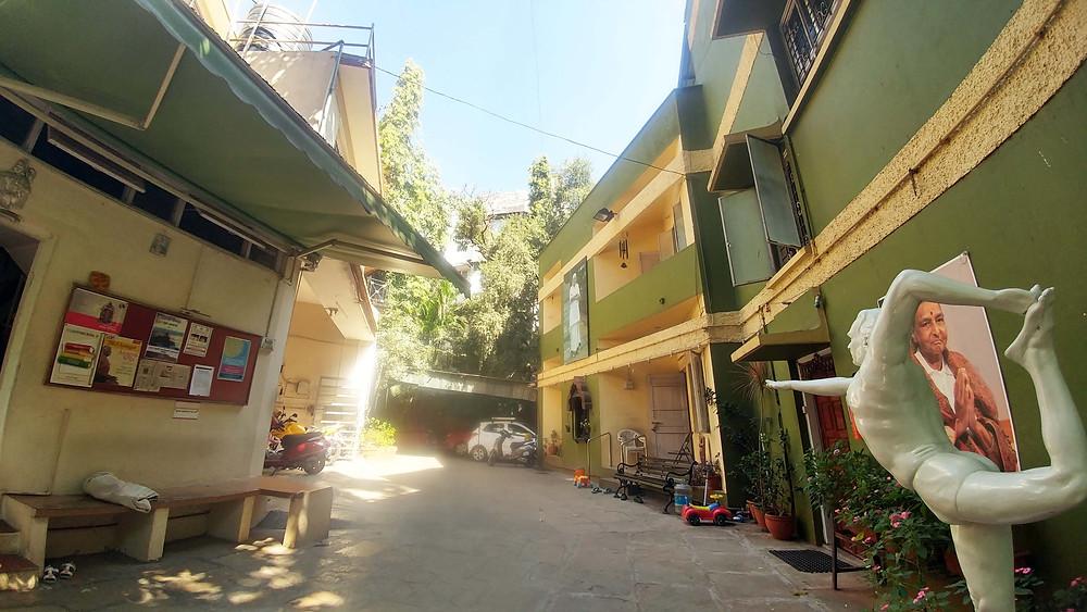 Ramamani Iyengar Memorial Yoga Institute, Pune, India