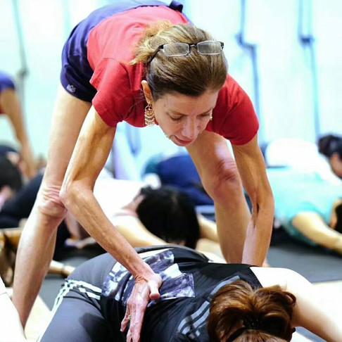 Yoga as a life process
