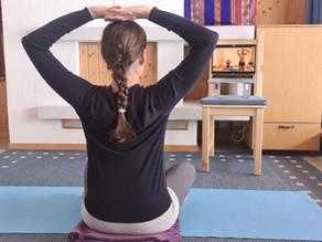 Eine emotionale Erfahrung: Yoga per Online-Livestream in Zeiten der Pandemie