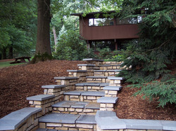 Bernville Stairs