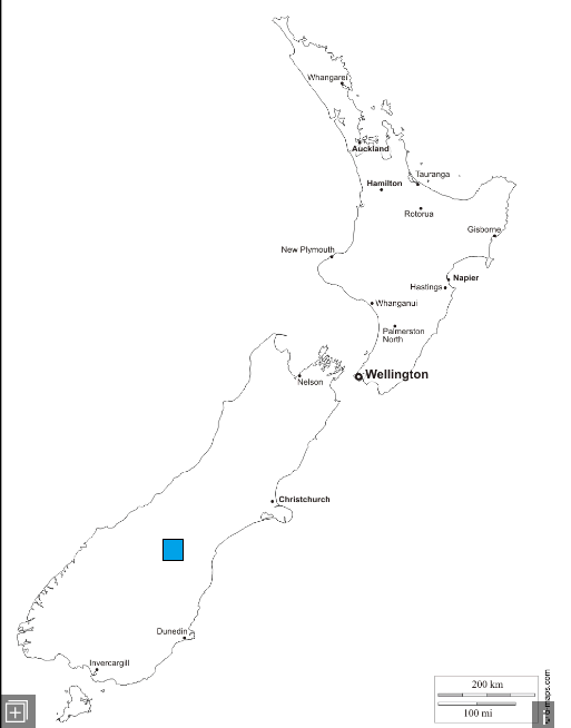 Land Use in New Zealand