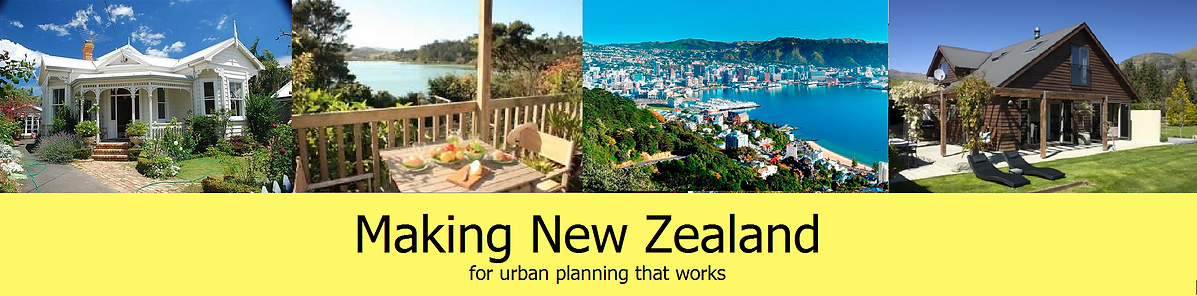 Making New Zealand