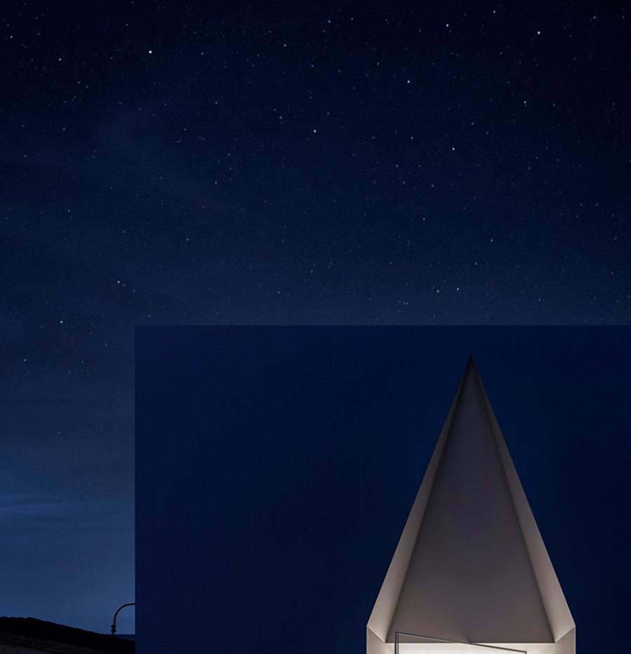 Imagen nocturna exterior 01
