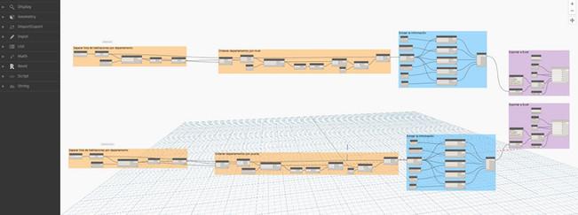 Programación visual con Dynamo