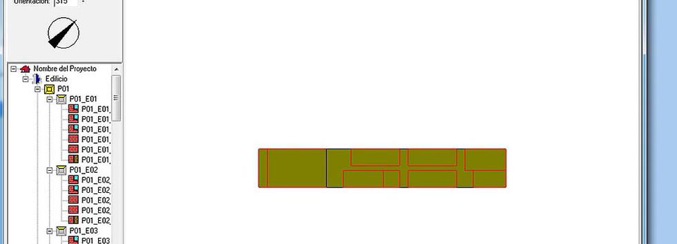 Imagen análisis cerramientos HULC