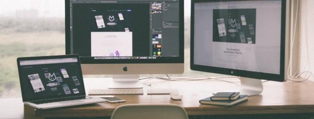 Diseña las imágenes de tu sitio web.