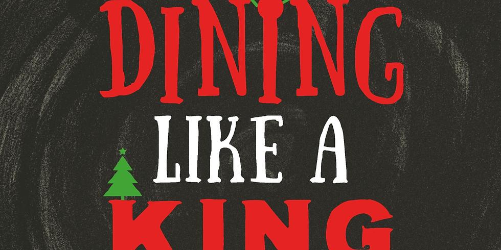 Christmas A La Carte Evening
